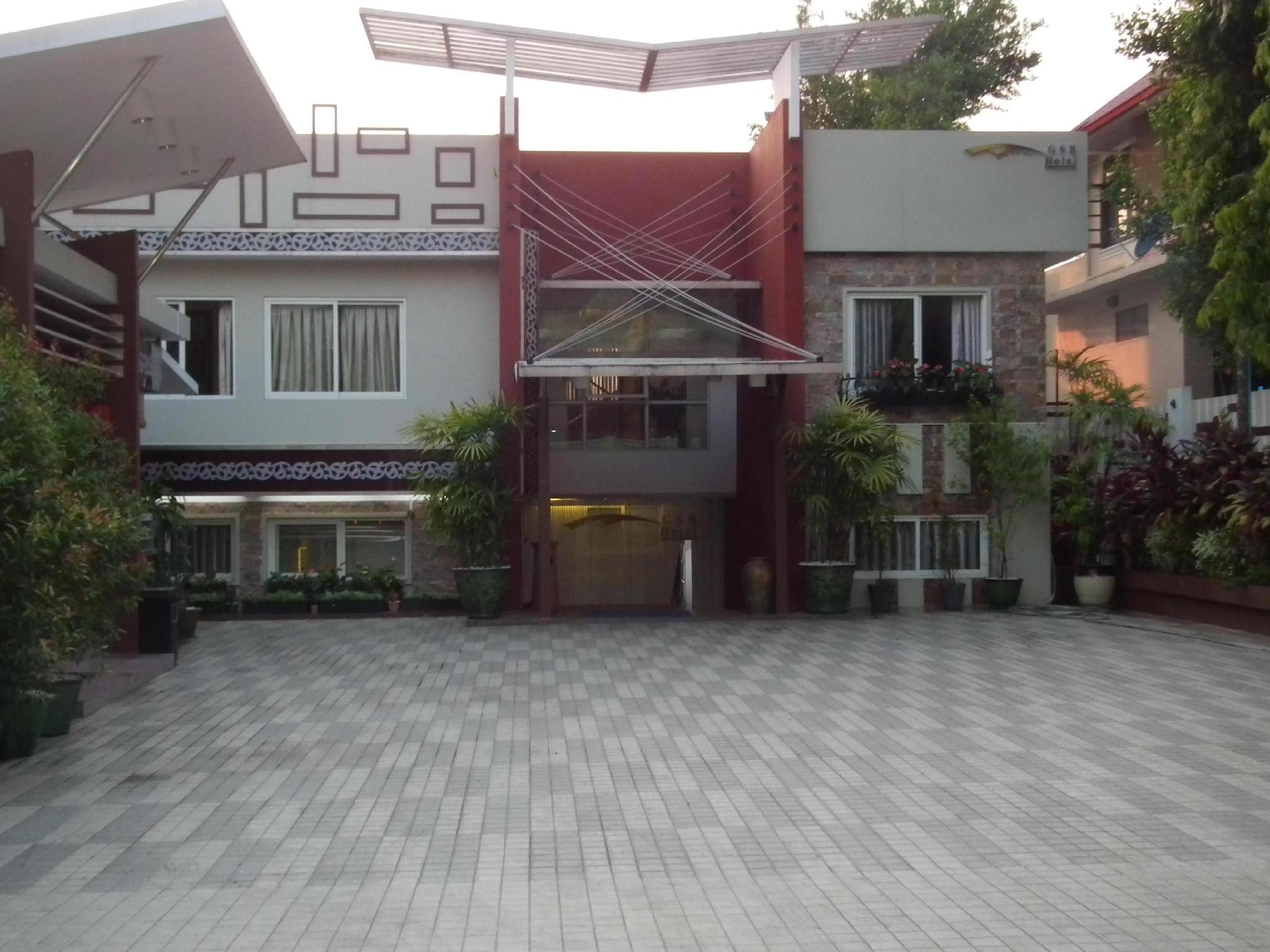 Golden Silk Road Hotel - Hotels and Accommodation in Myanmar, Asia