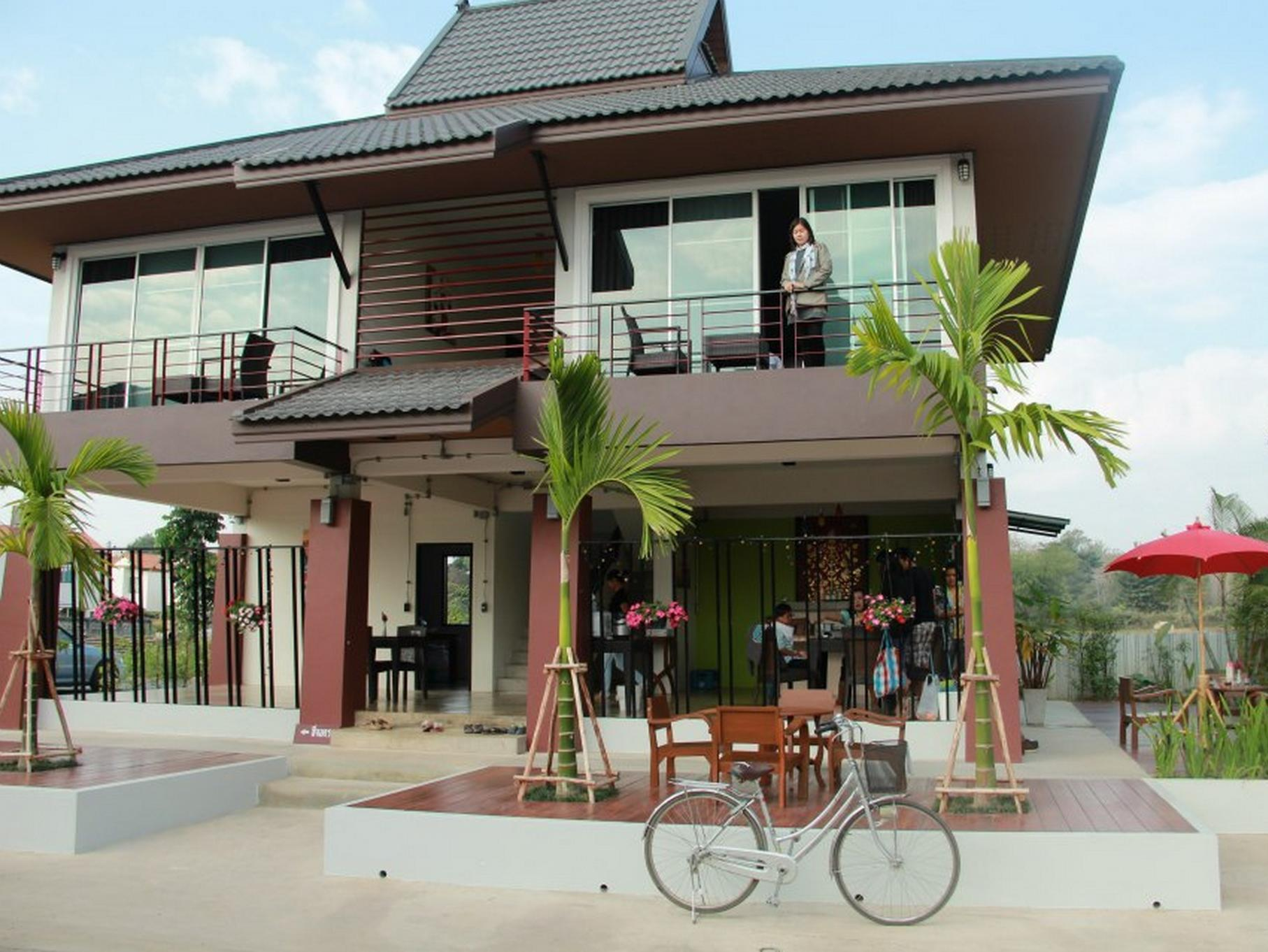 Huen Pak Jai Guesthouse - Hotels and Accommodation in Thailand, Asia