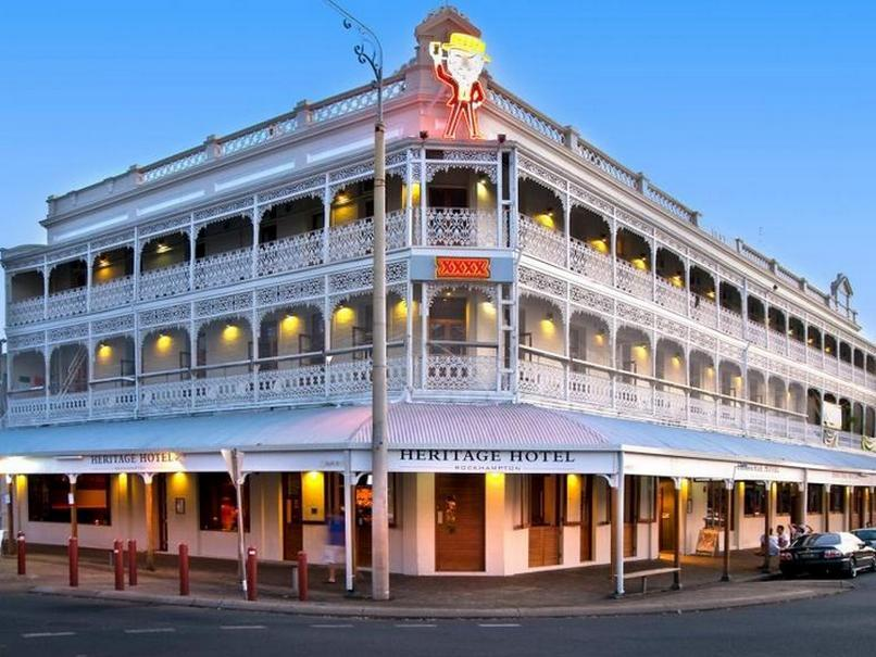 The Heritage Hotel