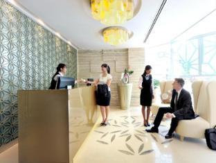 ホテル クローバー 5 ホンコン ストリート シンガポール - ロビー