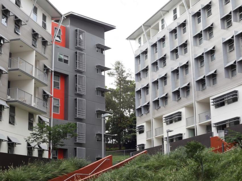 Kelvin Grove Student Village - Hotell och Boende i Australien , Brisbane
