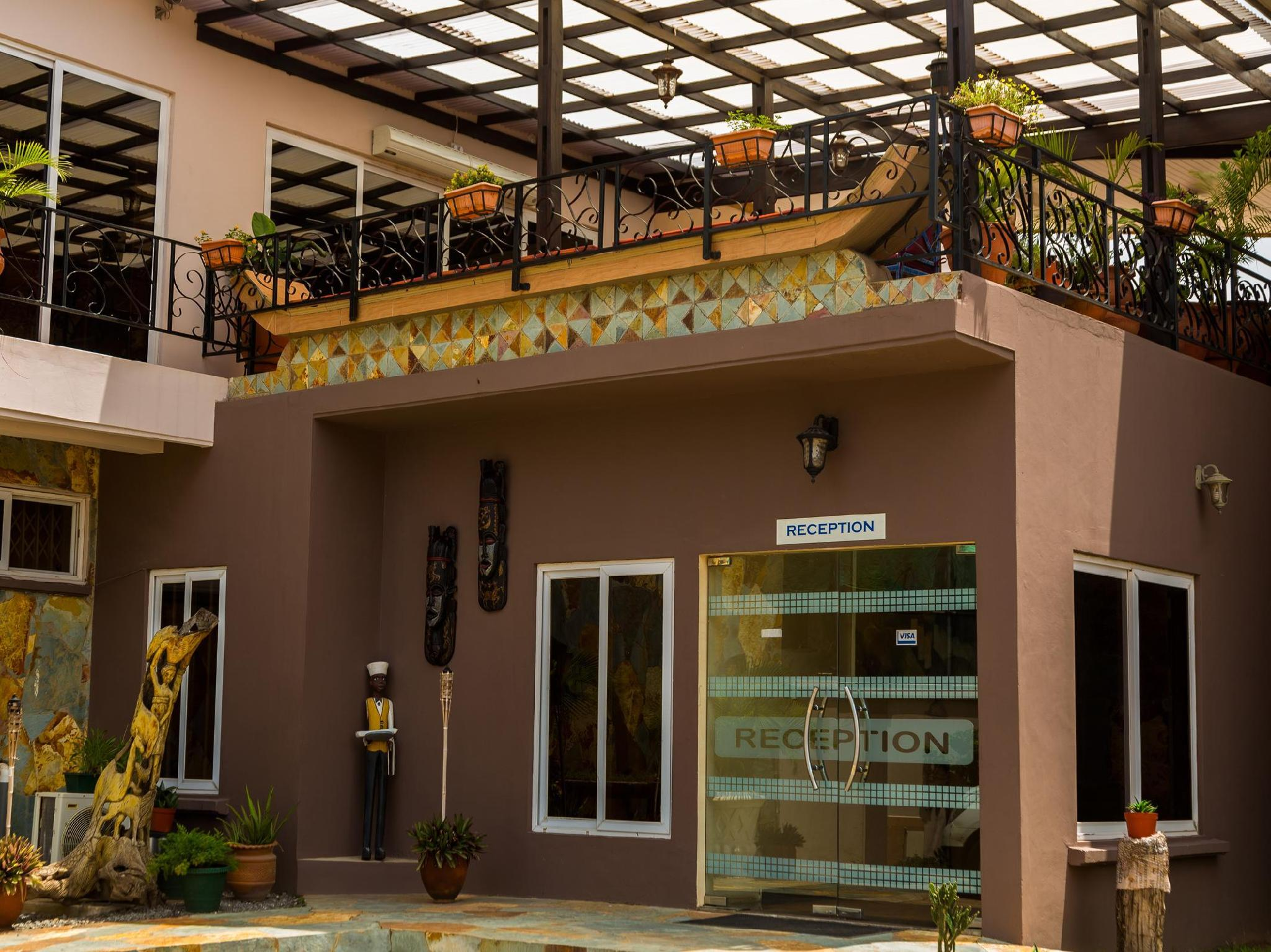 Midindi Hotel Hotels And Accommodation In Ghana Africa