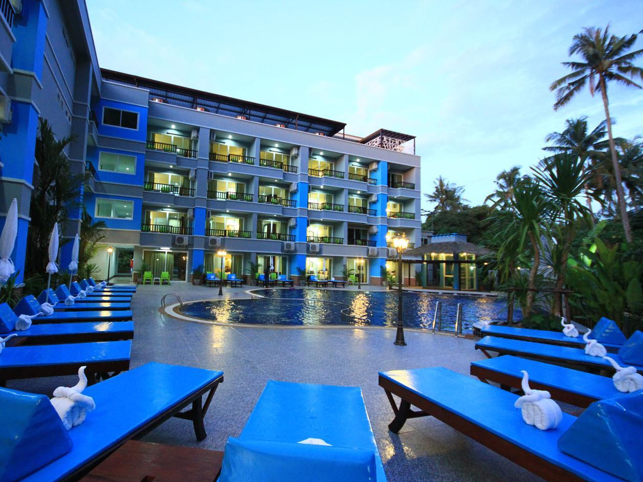 Aonang Silver Orchid Resort - Hotels and Accommodation in Thailand, Asia