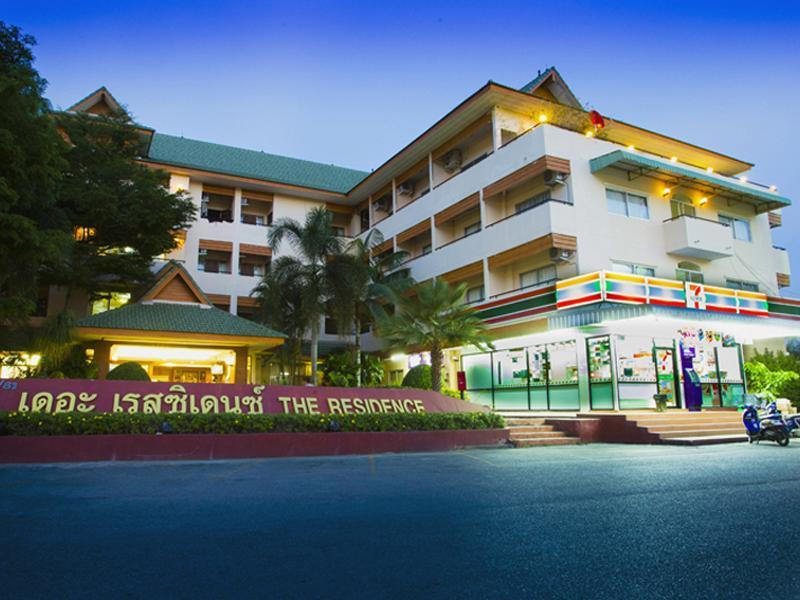 The Residence Hotel - Hotels and Accommodation in Thailand, Asia