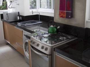 Apartamento Lagoa W37 Río de Janeiro - Cocina