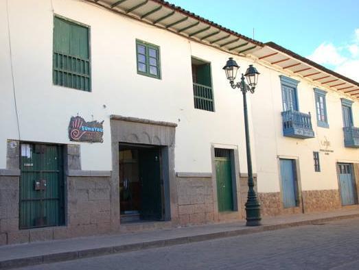 Sumayaq Hostel Cusco - Hotell och Boende i Peru i Sydamerika