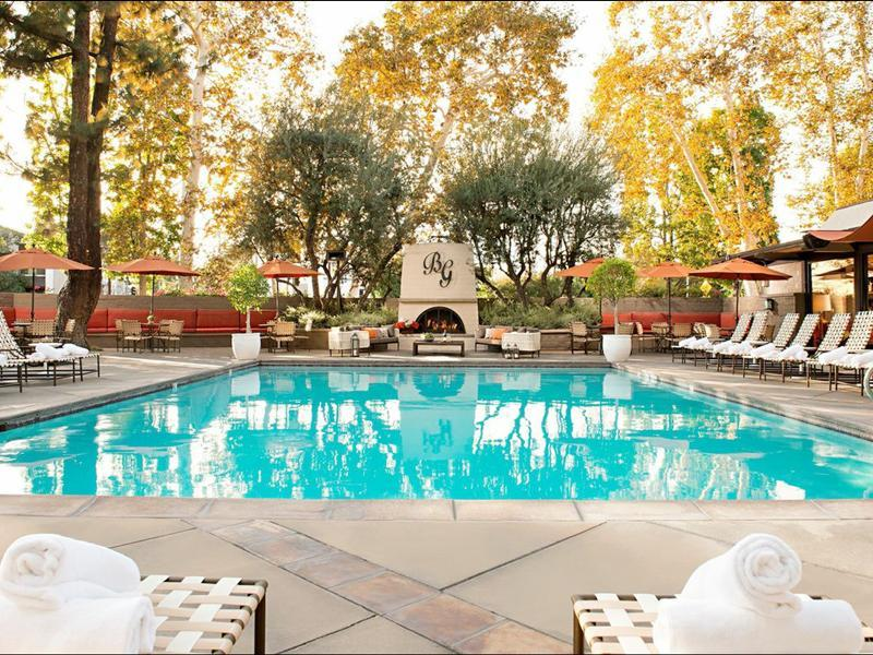 The Beverly Garland Hotel