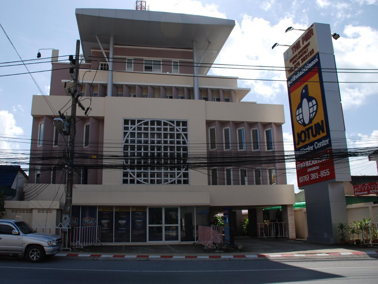 The Pier Phuket Apartment - Hotels and Accommodation in Thailand, Asia