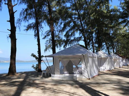 Hotell The Naka Camp Hostel i Nakha_Yai_Island, Phuket. Klicka för att läsa mer och skicka bokningsförfrågan