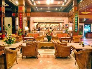 โรงแรมรุคส์ ฮอลิเดย์ แม่ฮ่องสอน - ล็อบบี้