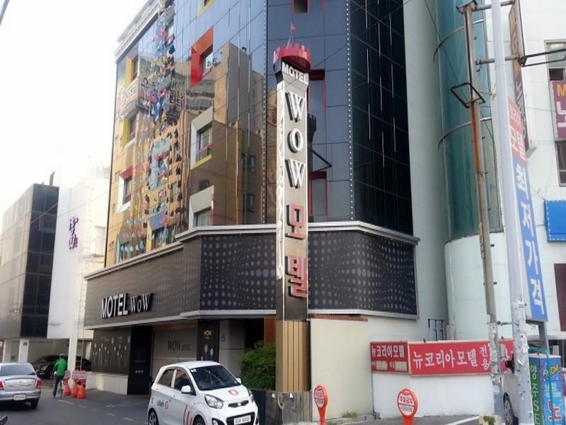 Haeundae Wow Motel - Hotels and Accommodation in South Korea, Asia