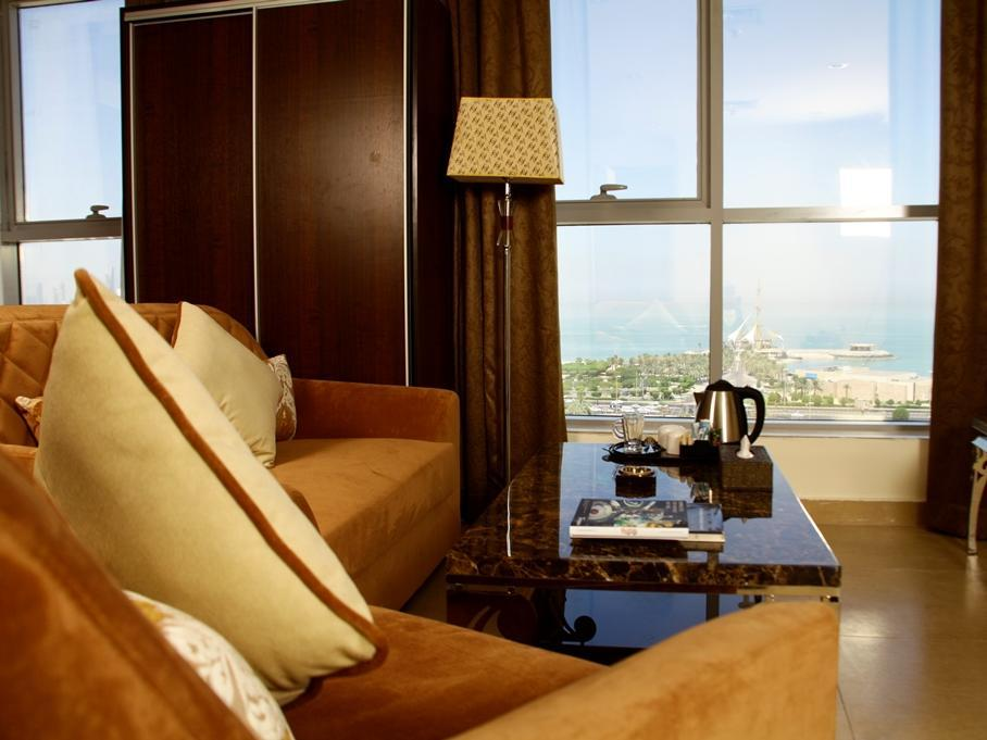 Laguna Hotel Suites - Hotels and Accommodation in Kuwait, Middle East