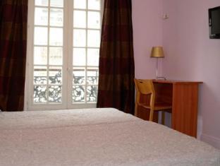 Hotel Mazagran Parijs - Gastenkamer