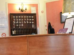 Hotel Mazagran Parijs - Receptie