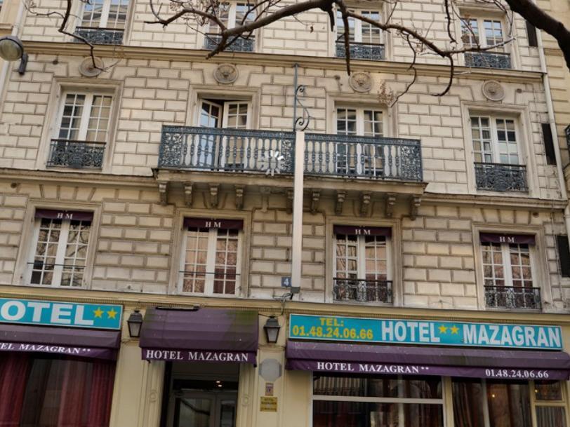 Hotel Mazagran
