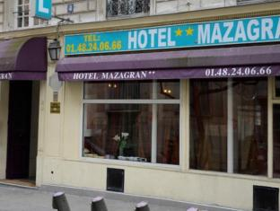 Hotel Mazagran Parijs - Hotel exterieur