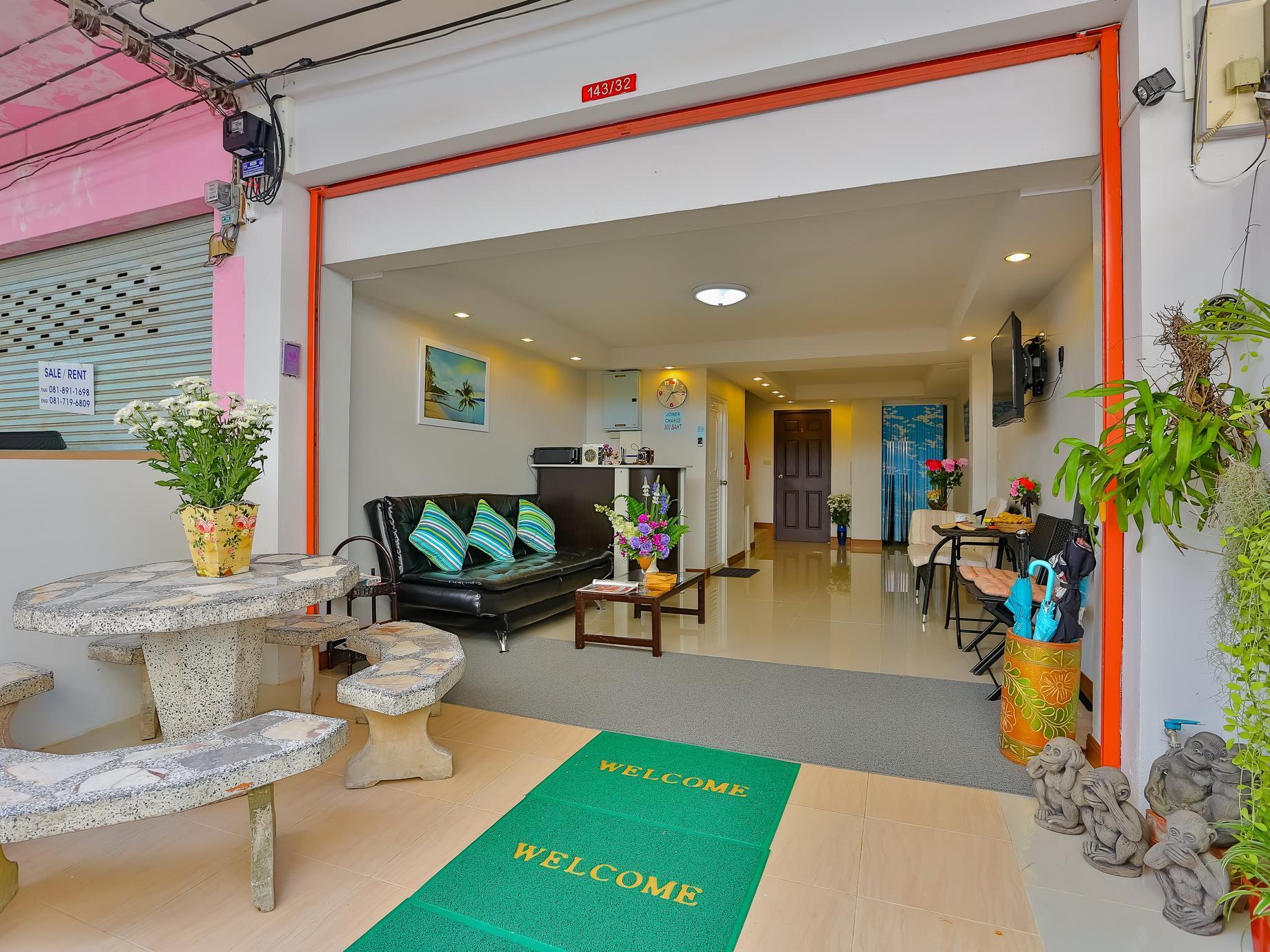 Hotell Eing Lay Beach Guest House i Patong, Phuket. Klicka för att läsa mer och skicka bokningsförfrågan