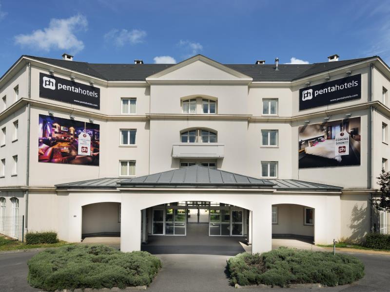 pentahotel Paris CDG Airport - Hotell och Boende i Frankrike i Europa