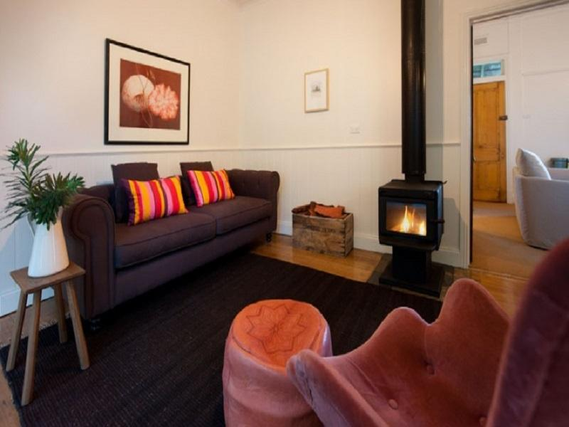Wombat Hill Cottage - Hotell och Boende i Australien , Daylesford and Macedon Ranges