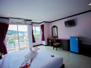 91 Residence Patong Beach Phuket - Balcony terrace