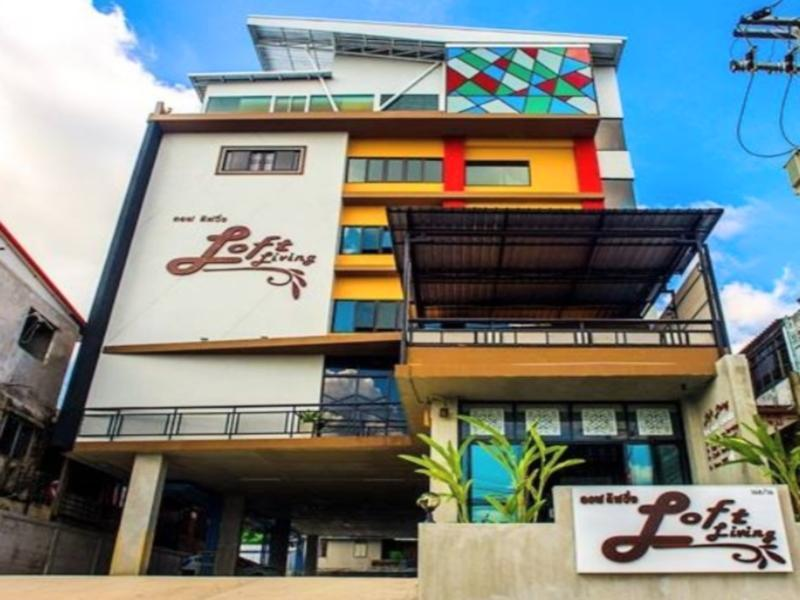 Loft Living Hotel Khonkaen - Hotels and Accommodation in Thailand, Asia
