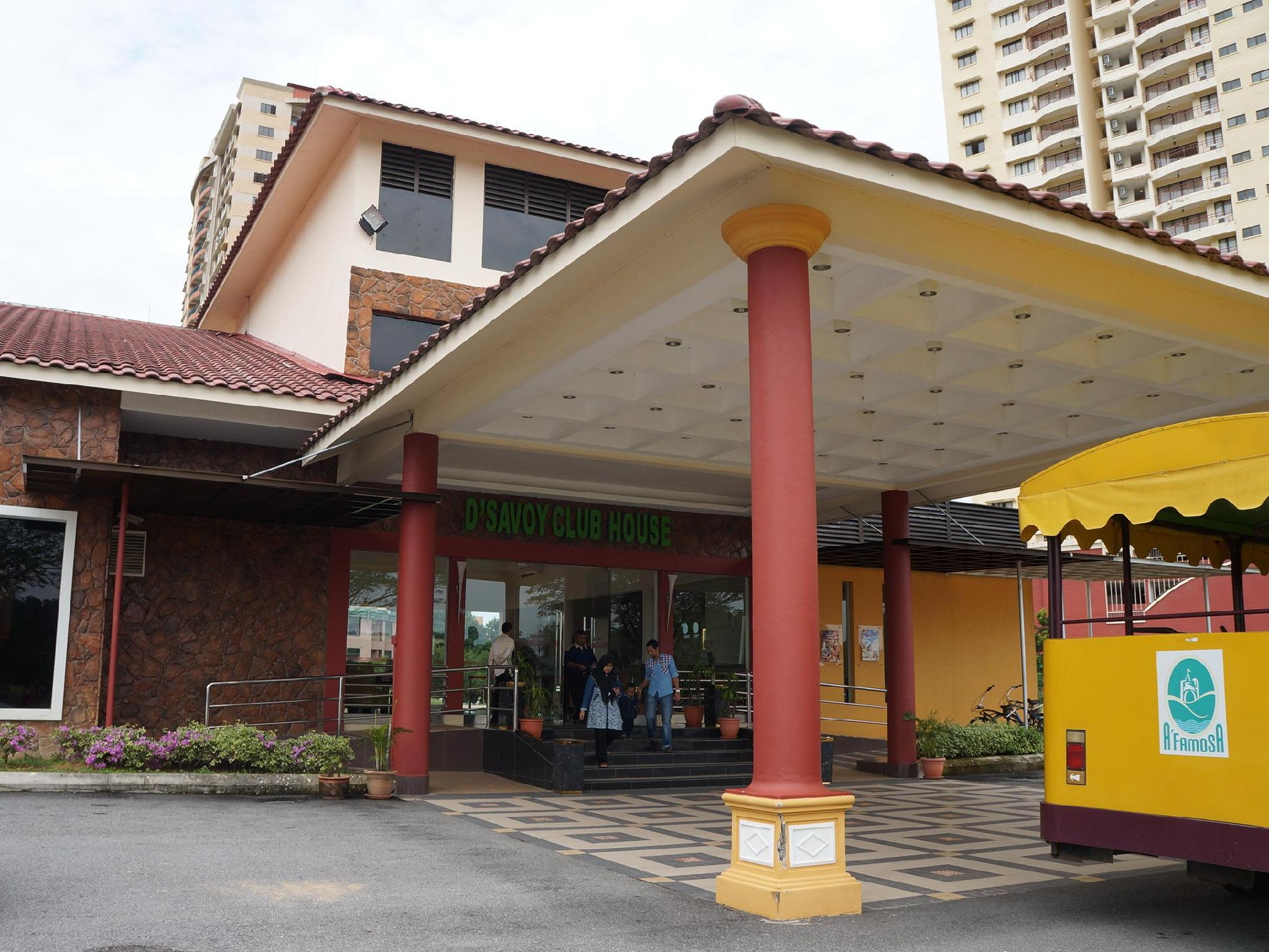 Purple Dream Residence @ A'famosa Malacca - Hotels and Accommodation in Malaysia, Asia