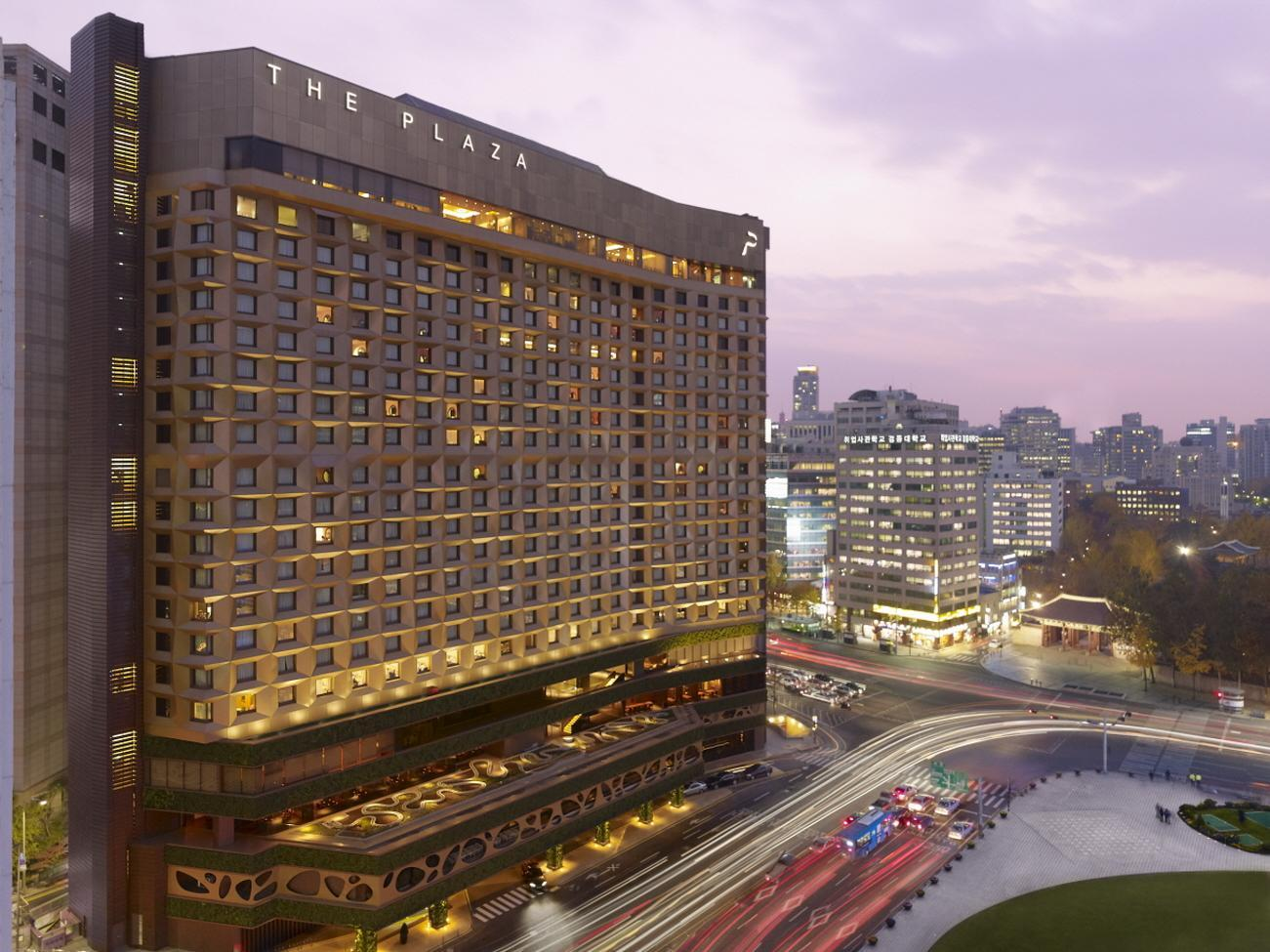 The Plaza Hotel - Hotels and Accommodation in South Korea, Asia