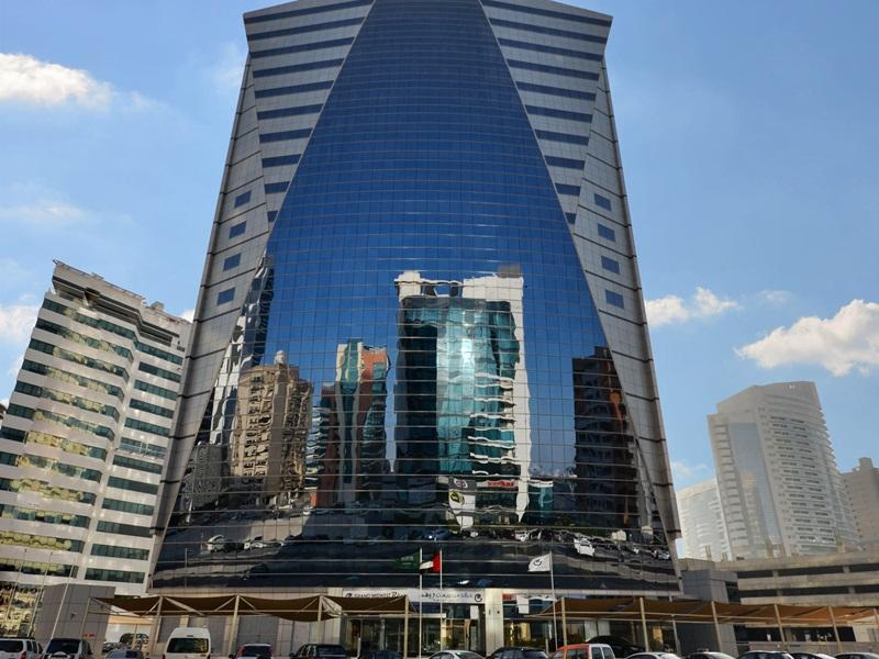 Grand Midwest Reve - Tecom Hotel Dubai - Hotels and Accommodation in United Arab Emirates, Middle East