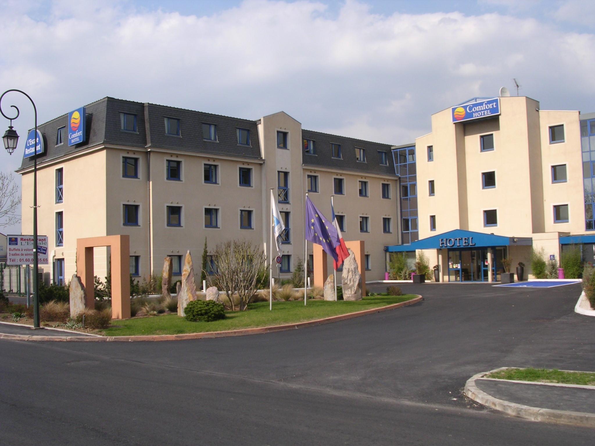 Comfort Cdg Hotel - Hotell och Boende i Frankrike i Europa