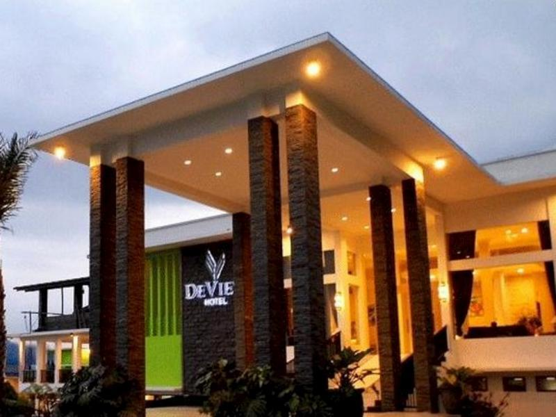 De View Hotel - Hotels and Accommodation in Indonesia, Asia