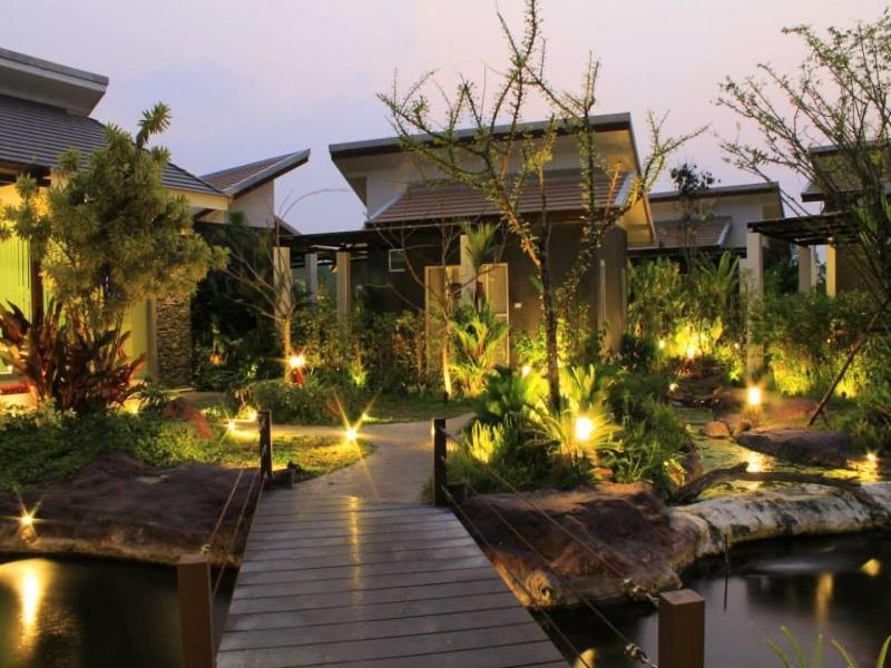 Saabpaiboon Grand Resort - Hotels and Accommodation in Thailand, Asia