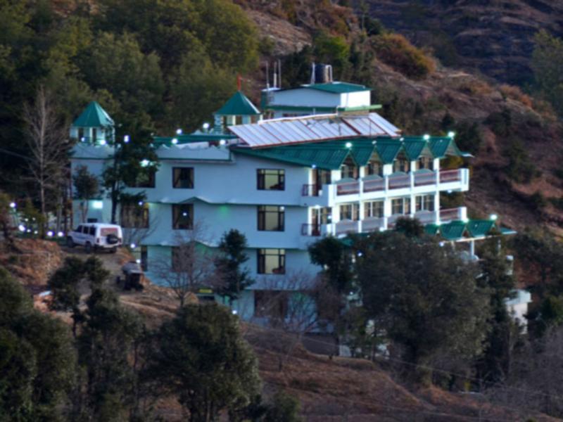 Green Oak Resort - Mukteshwar
