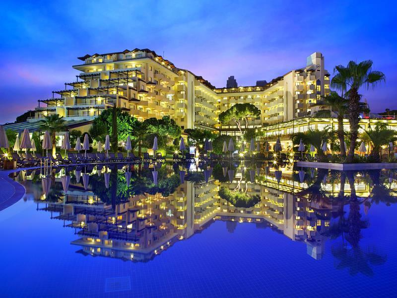 Bellis Deluxe Hotel - Antalya