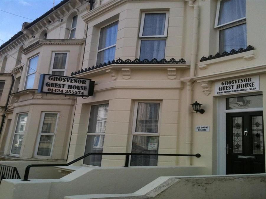 Grosvenor Guest House - Hotell och Boende i Nya Zeeland i Stilla havet och Australien