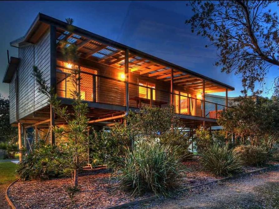 Lakesea Park Cabins - Hotell och Boende i Australien , Batemans Bay