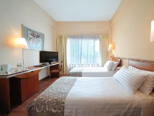 Alpha Genesis Hotel Kuala Lumpur - Twin Bed