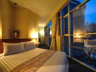Alpha Genesis Hotel Kuala Lumpur - KLCC Room View