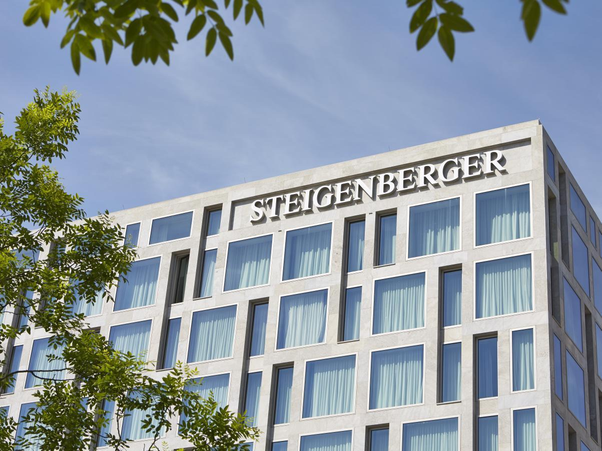 Steigenberger Hotel Am Kanzleramt - Hotell och Boende i Tyskland i Europa