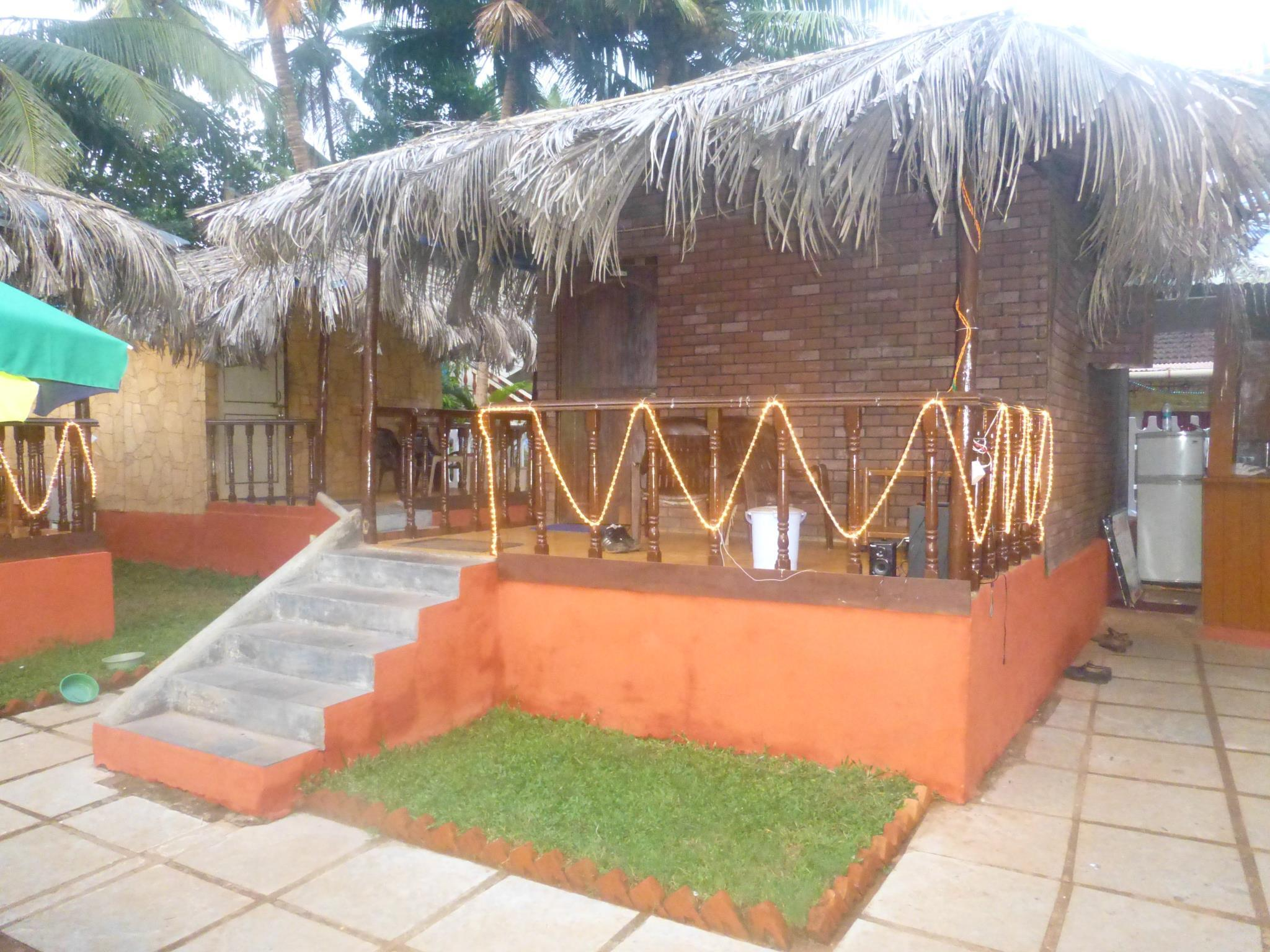 Planet Goa Beach Cottage