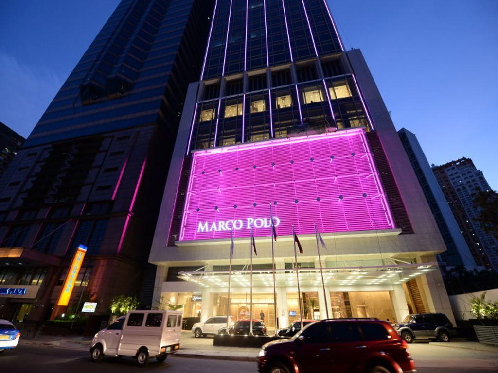 Marco Polo Ortigas Manila - Hotels and Accommodation in Philippines, Asia