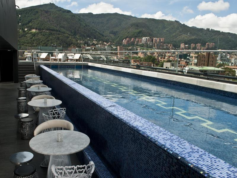 Hotel Exe Bacata 95 - Hotels and Accommodation in Colombia, South America