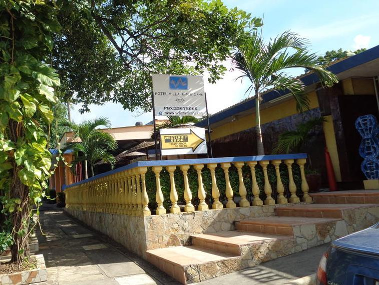 Hotel Villa Americana - Hotels and Accommodation in Nicaragua, Central America And Caribbean