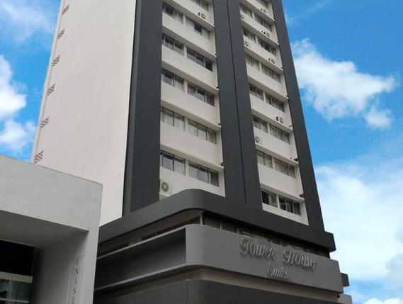 Hotel Tower House Suites - Hotels and Accommodation in Panama, Central America And Caribbean
