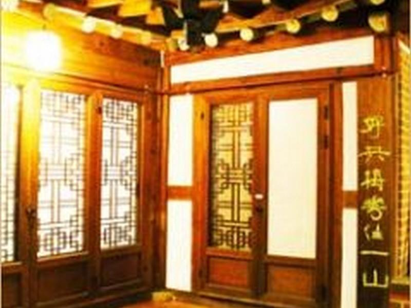 Ohbok Hanok Guesthouse 2 - Hotels and Accommodation in South Korea, Asia