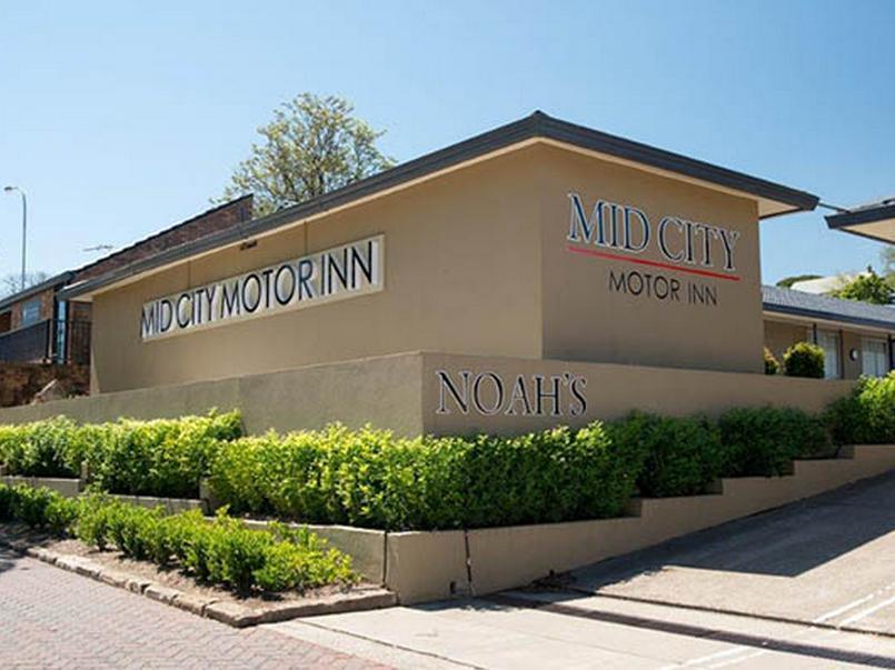 Noahs Mid City Muswellbrook Inn - Hotell och Boende i Australien , Muswellbrook