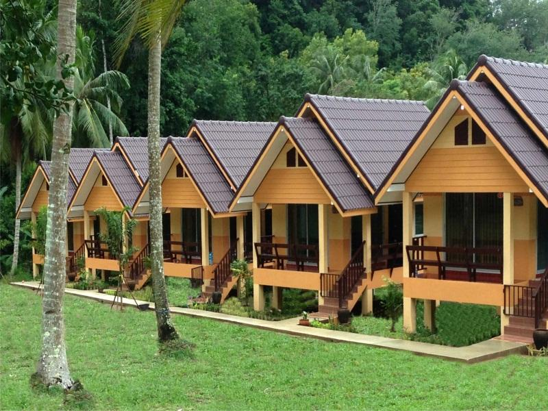 Koh Chang Pukdee Bungalow - Hotels and Accommodation in Thailand, Asia