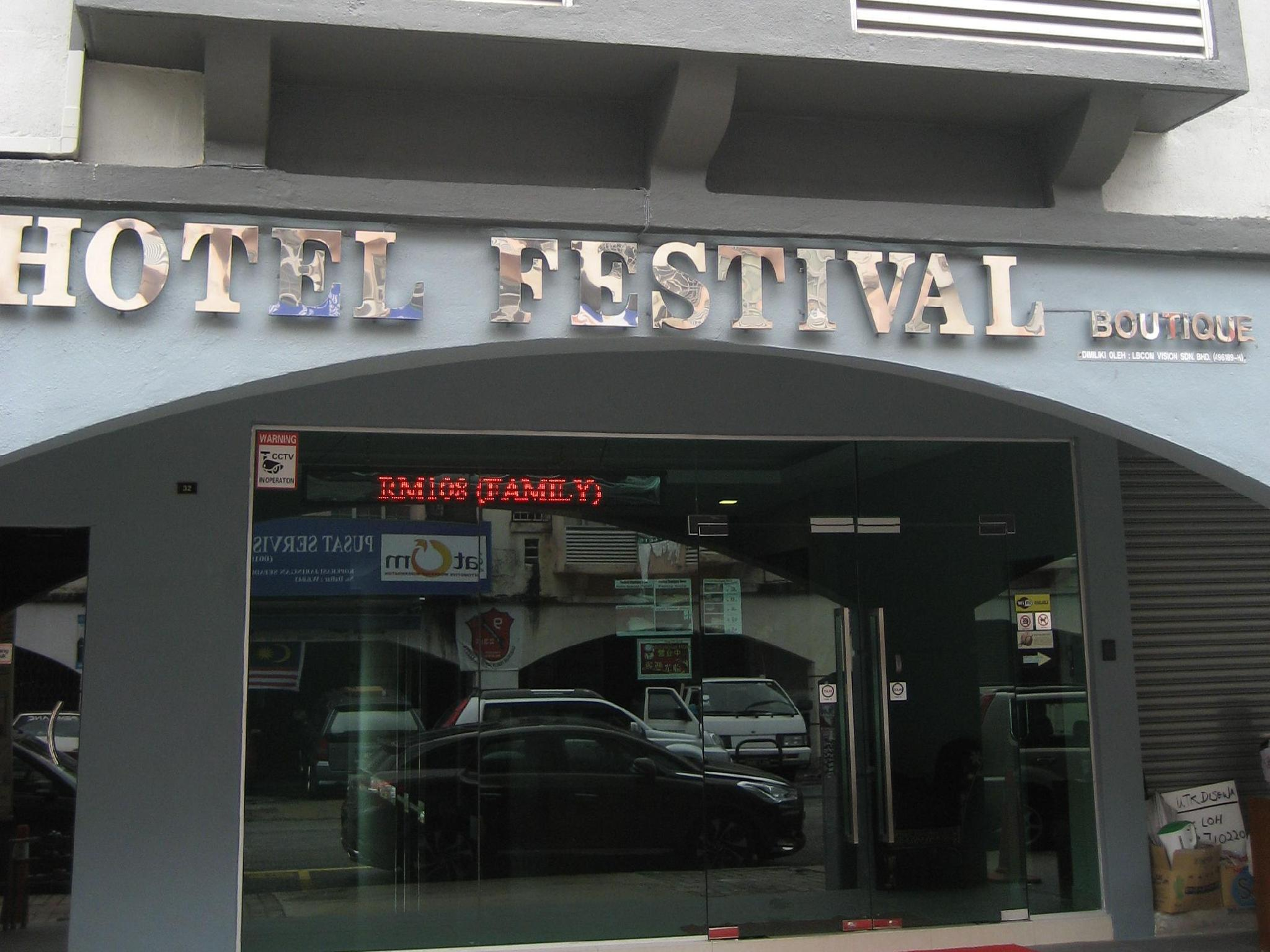 Festival Boutique Hotel @ Setapak - Hotels and Accommodation in Malaysia, Asia