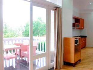 DC Villas Phan Thiet - Balcony