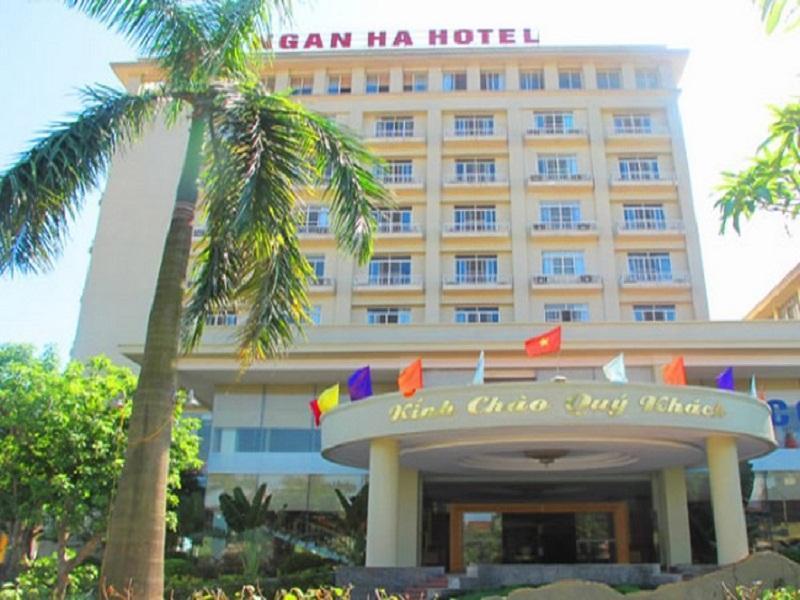 Ngan Ha Hotel Thanh Pho Ha Tinh