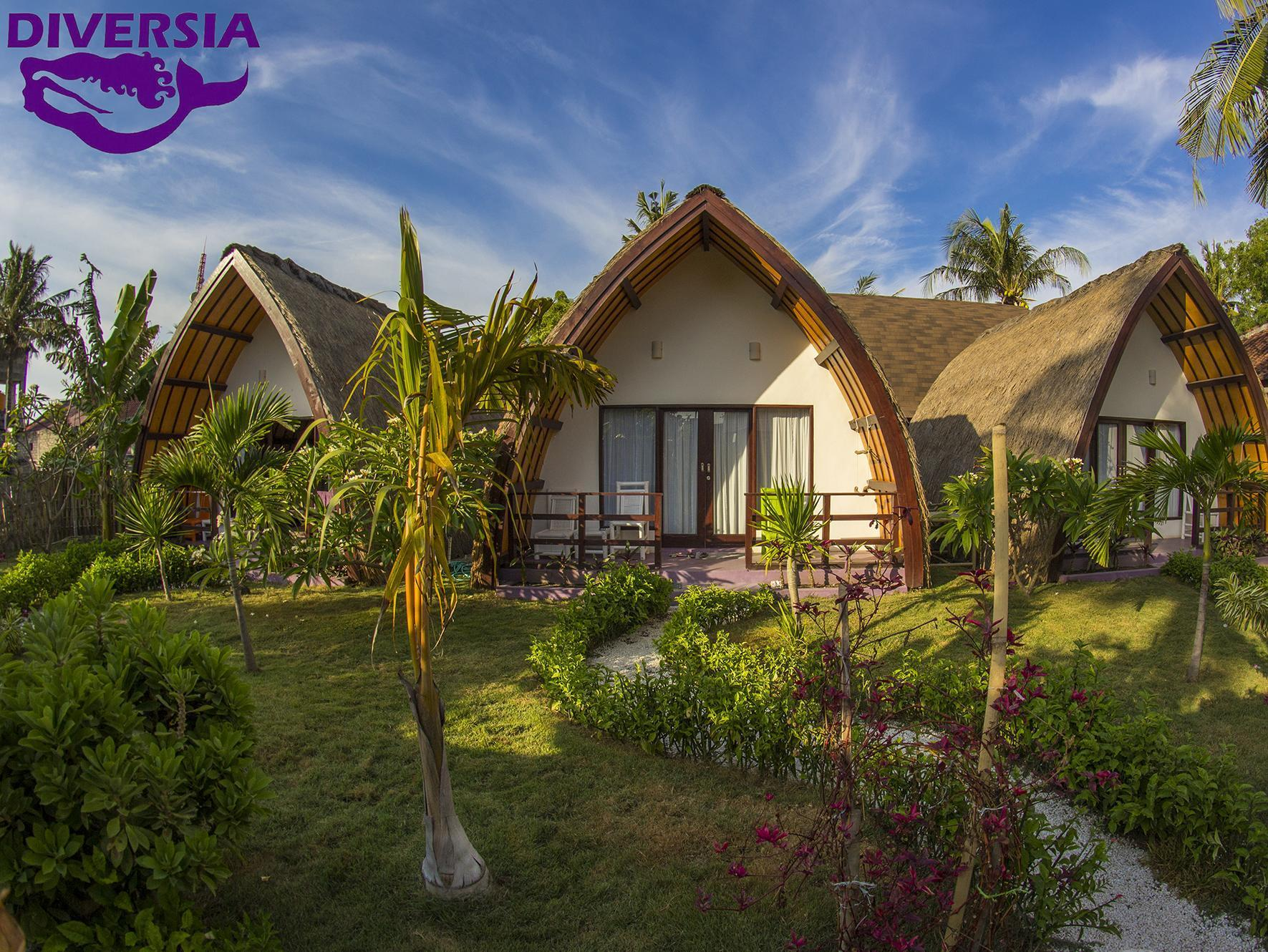 Diversia Diving Club and Bungalows - Hotels and Accommodation in Indonesia, Asia